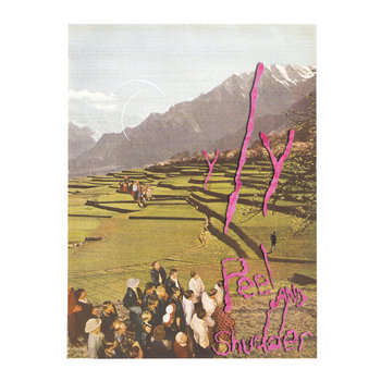Peel and Shudder cover art