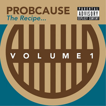 The Recipe Volume 1 cover art
