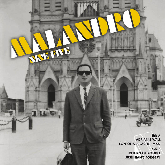 Malandro Nine Five cover art