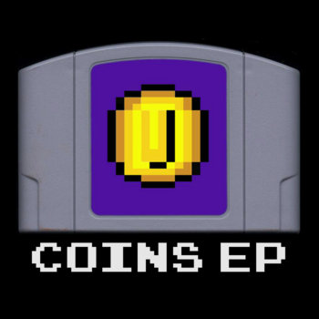 Coins EP cover art