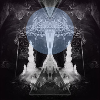 Drone from the Underside of the Earth: Australian doom and drone cover art