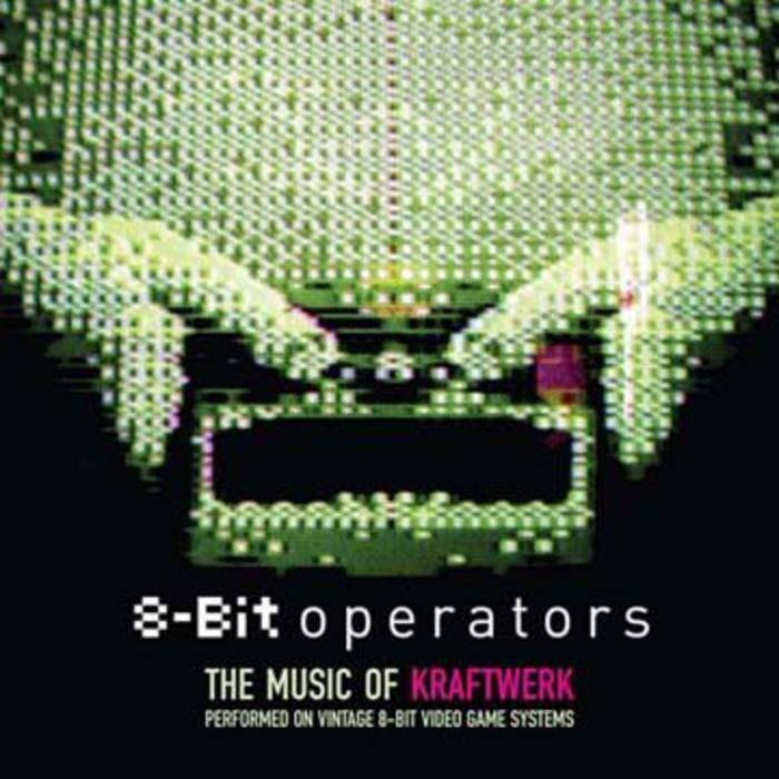 The Music of Kraftwerk cover art