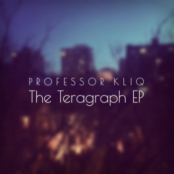 The Teragraph EP cover art