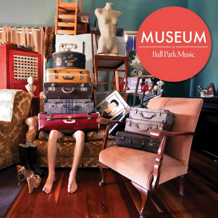 Museum cover art