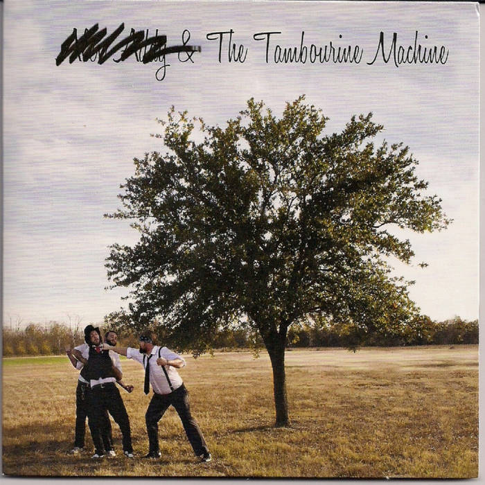 The Tambourine Machine cover art
