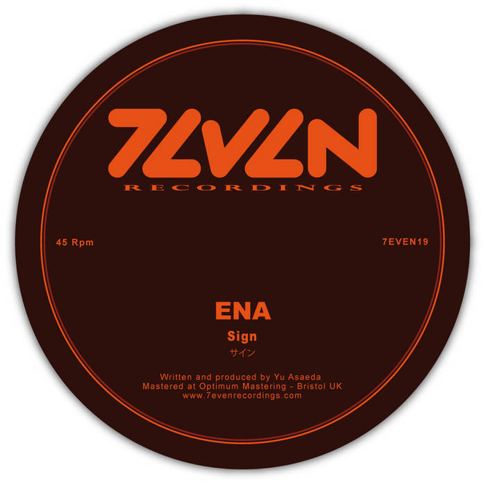 ENA - Sign / Instinctive cover art