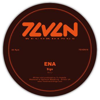 ENA - Sign / Instinctive cover art