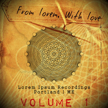 From Lorem, With Love (Volume 1) cover art