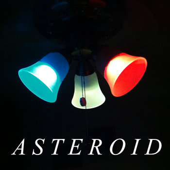 Asteroid cover art