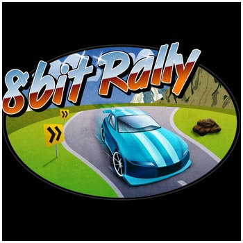 8-Bit Rally Soundtrack cover art