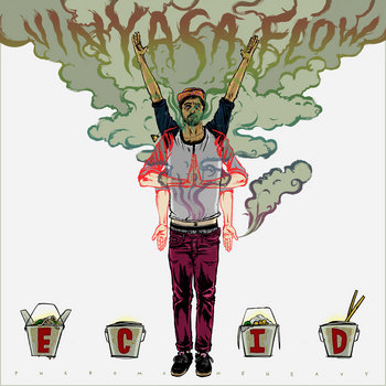 VINYASA FLOW (SINGLE) cover art