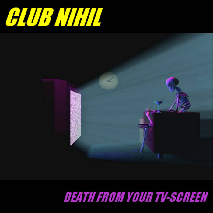 Death From Your TV-Screen cover art