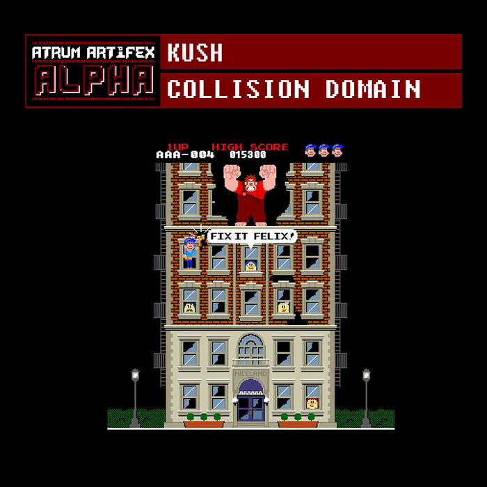 AAA04 - Collision Domain cover art