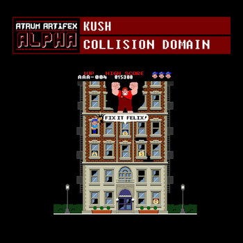 Kush - Collision Domain cover art