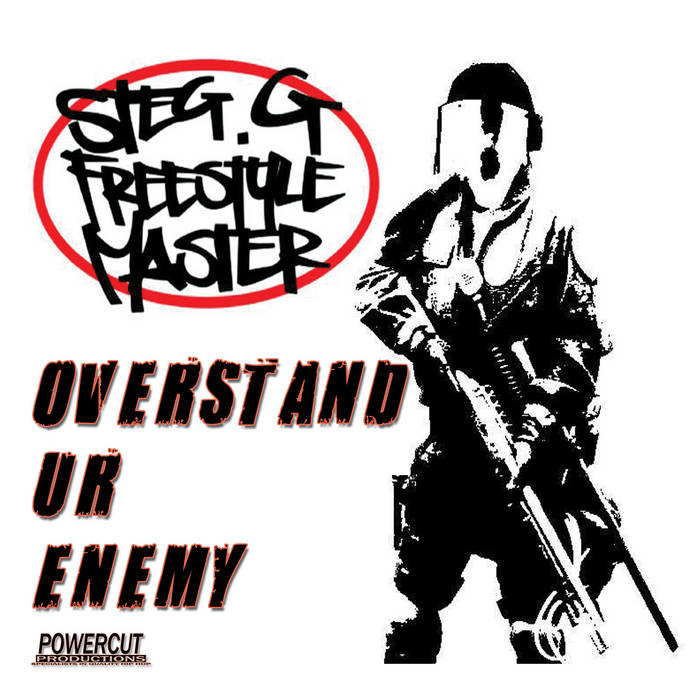 Overstand UR Enemy cover art
