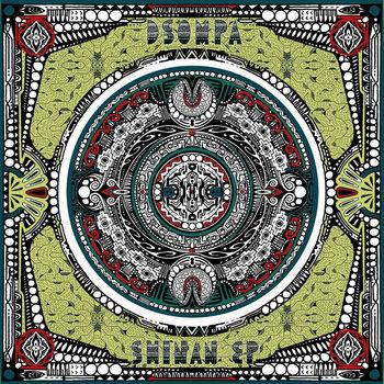 Shinan EP (Sangoma) cover art