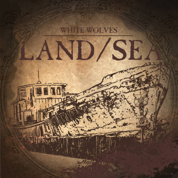 LAND/SEA cover art