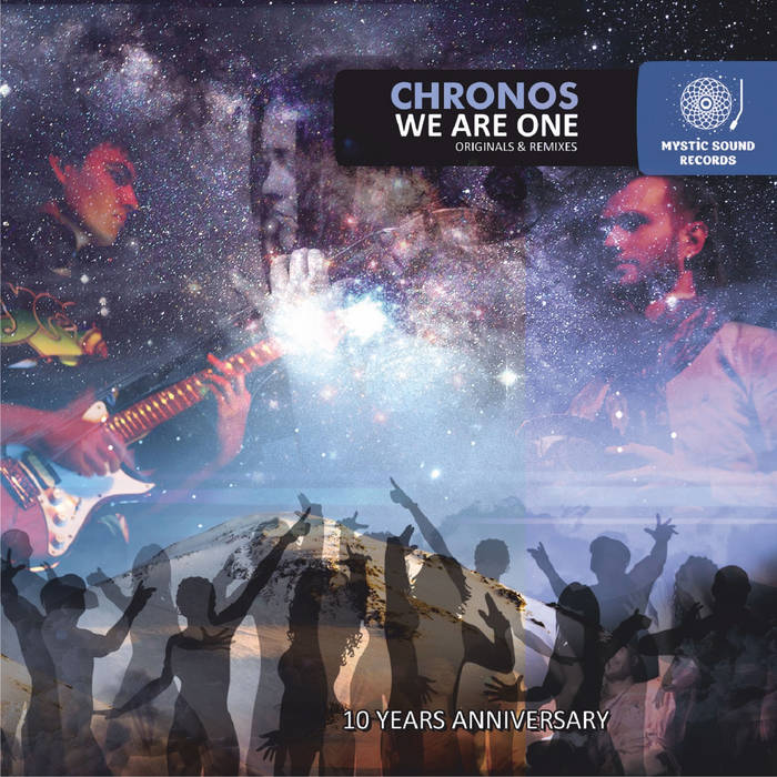 Chronos - We Are One (CD) cover art