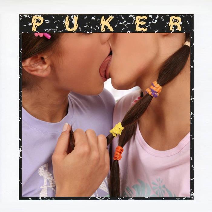 PUKER cover art