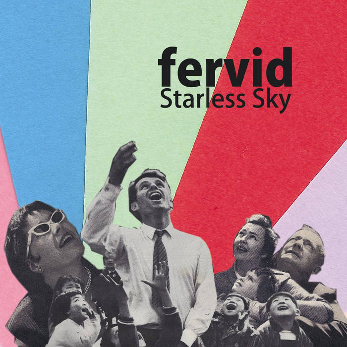 Starless sky cover art