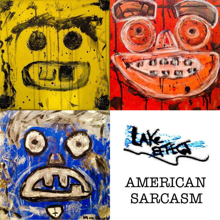 American Sarcasm cover art