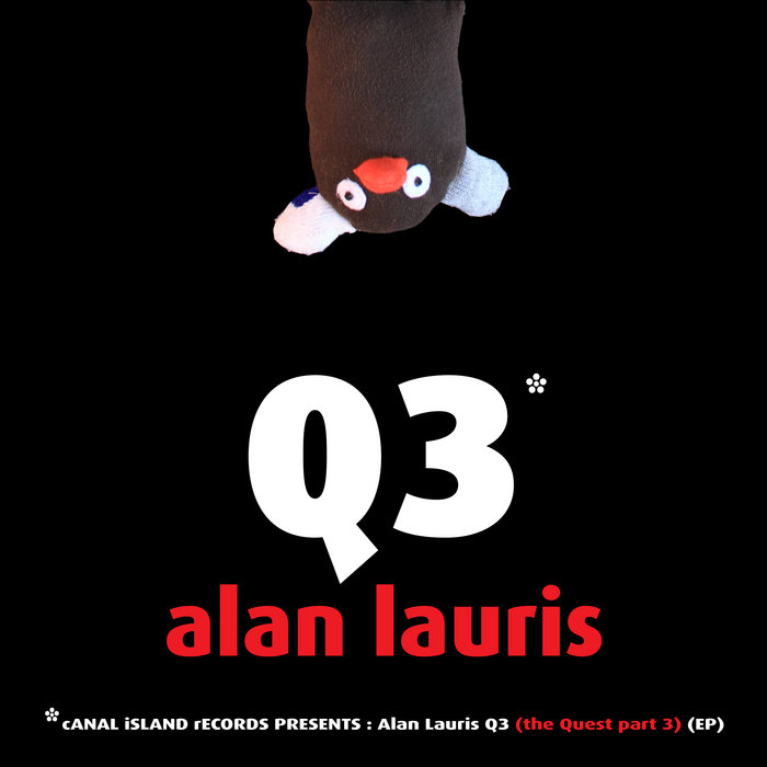 Q3 (The Quest part 3) (EP) cover art