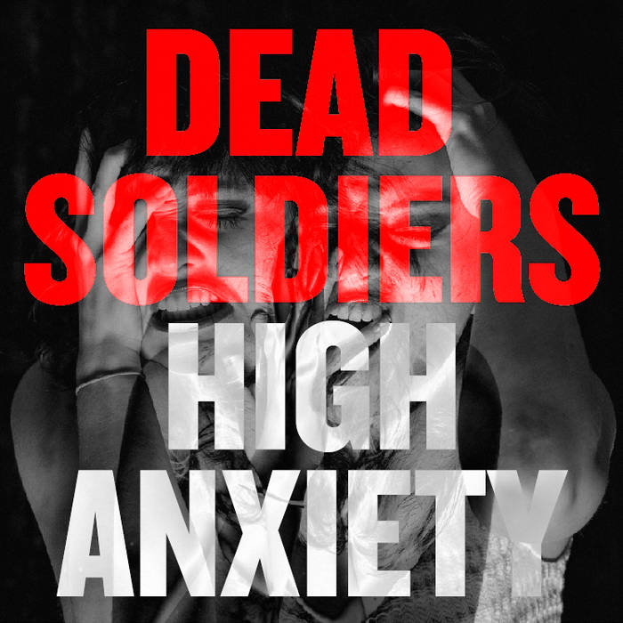 High Anxiety cover art