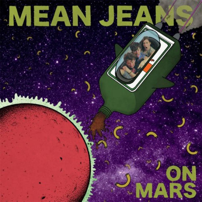 On Mars cover art