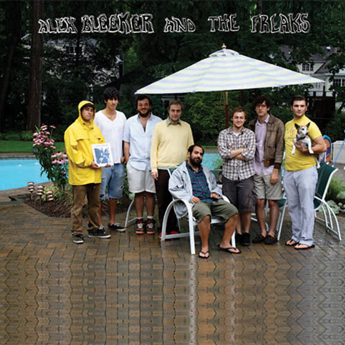 Alex Bleeker and the Freaks cover art