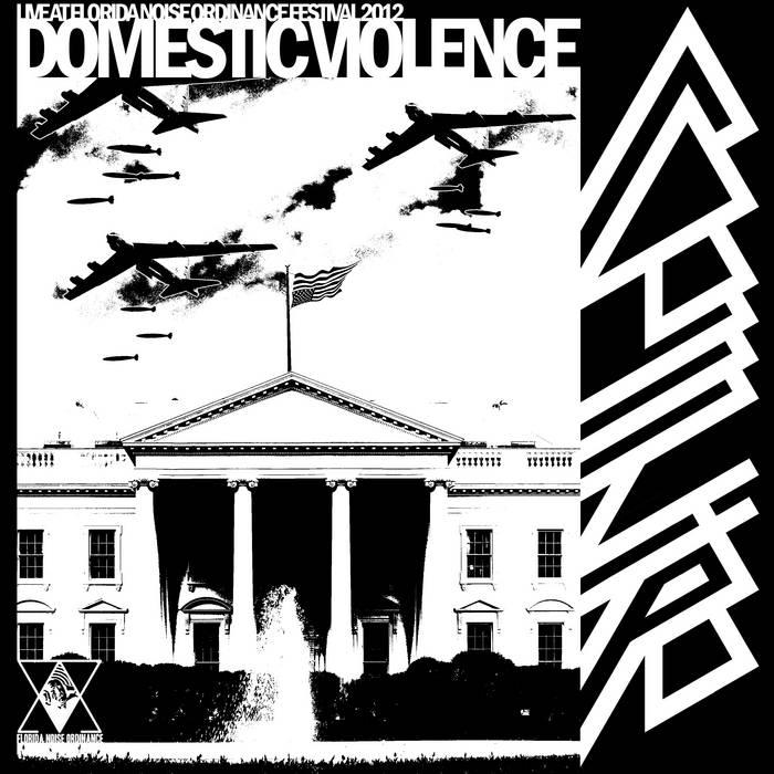 Domestic Violence: Live at Florida Noise Ordinance Festival 2012 cover art