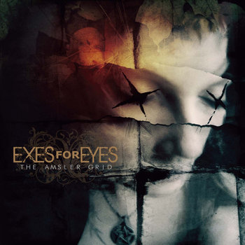 EXES FOR EYES - The Amsler Grid cover art
