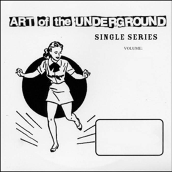 "Am I Cool 7"" Single (2010) cover art"