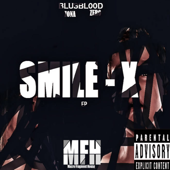 SMILE-X EP cover art