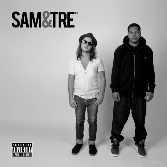 Sam & Tre cover art