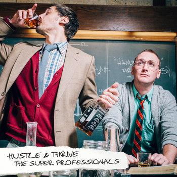 The Super Professionals cover art