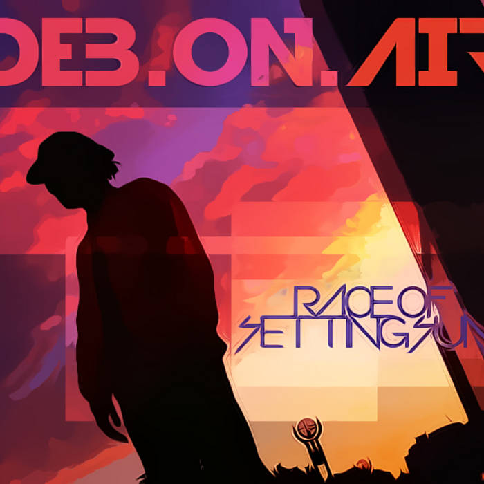 Race of Setting Suns cover art