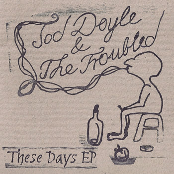 These days EP cover art