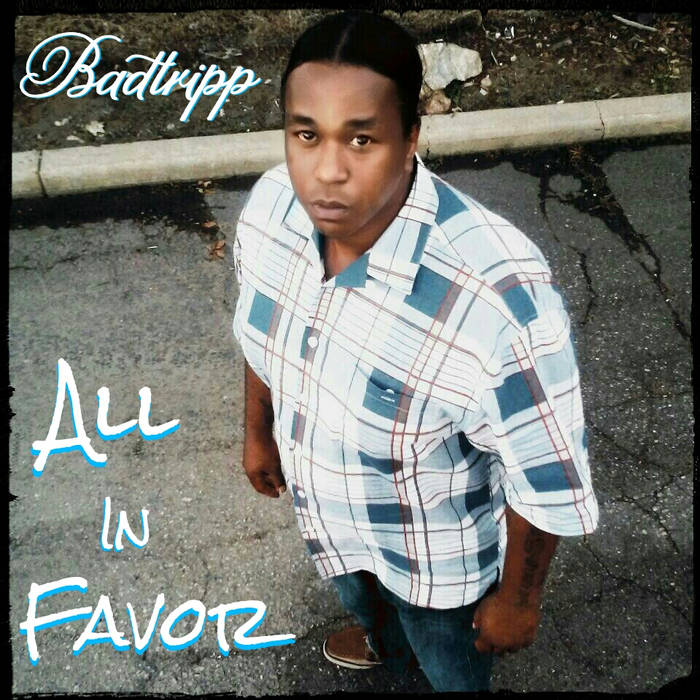 All In Favor prod by D.A.C. beats cover art