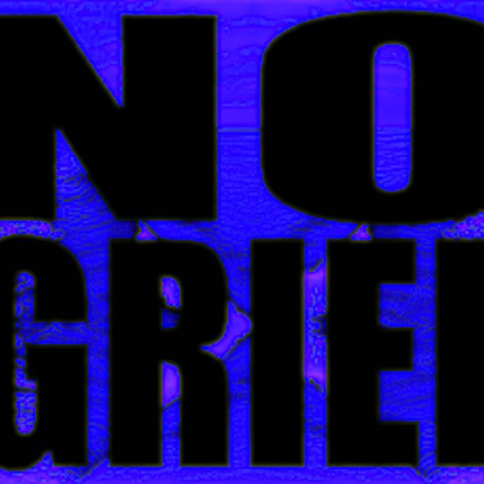 No Grief (2015) cover art