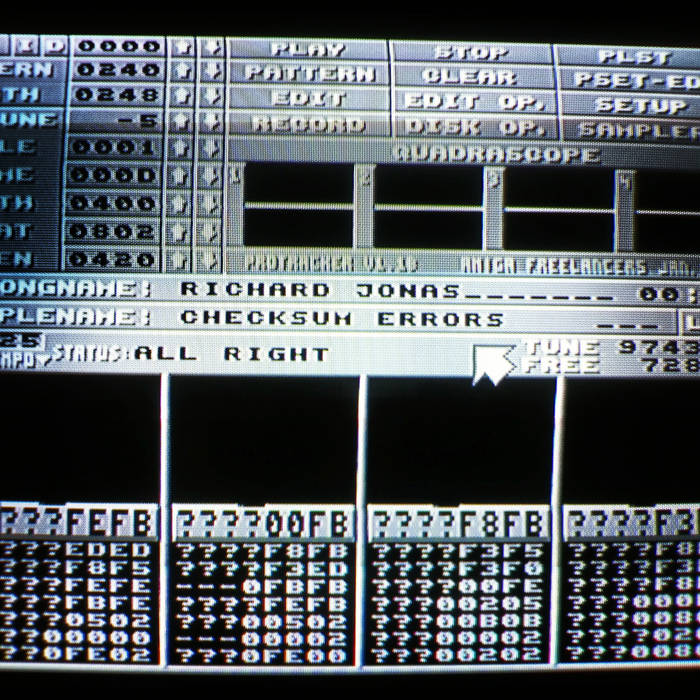 Checksum Errors cover art