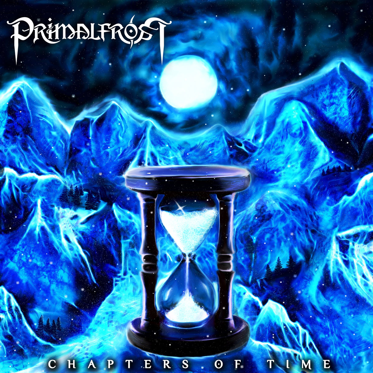 Primalfrost - Chapters of Time (EP 2012)