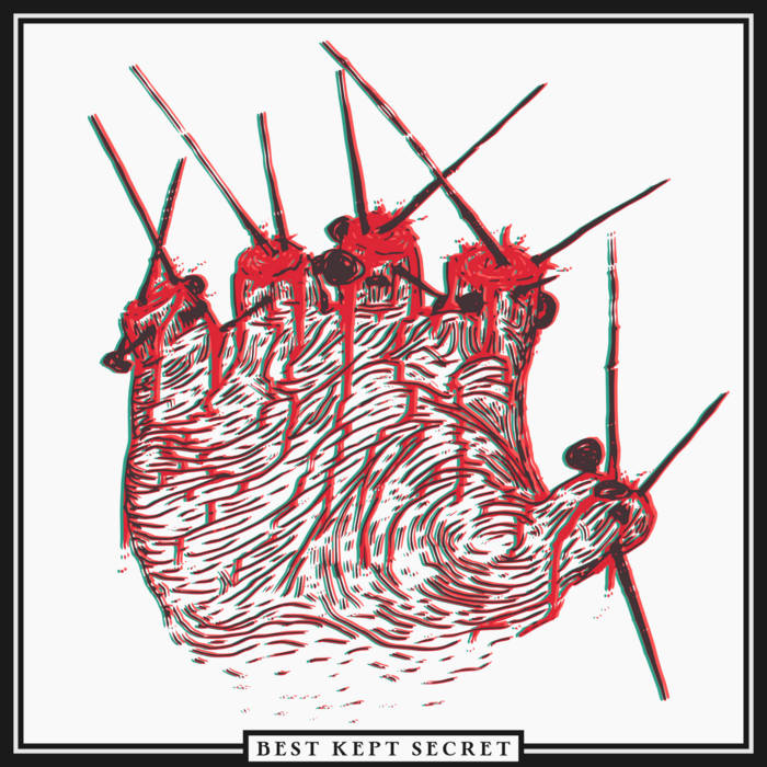 I Wish That My Fingers Were Nails (Because Yours Are Already Crosses) cover art