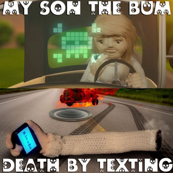Death By Texting cover art