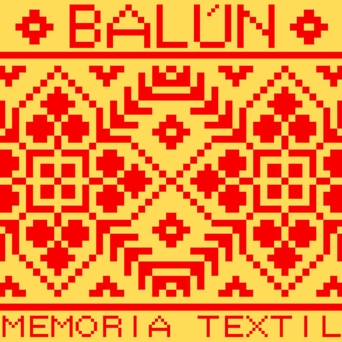 Memoria Textil cover art