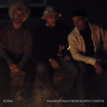 KONA • pagan songs from North Ossetia cover art