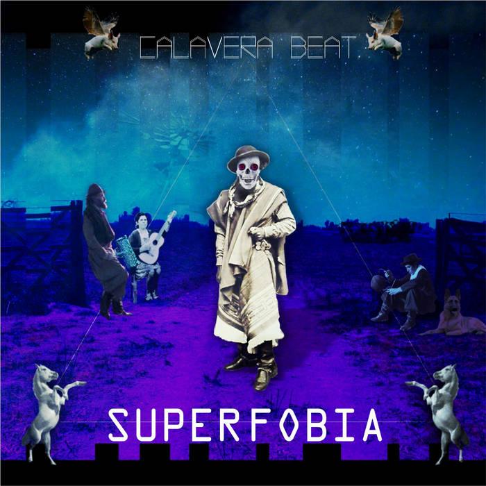 SUPER FOBIA cover art