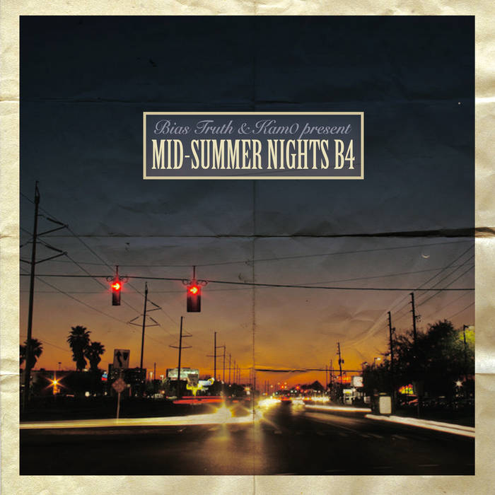 Mid-Summer Nights B4 cover art