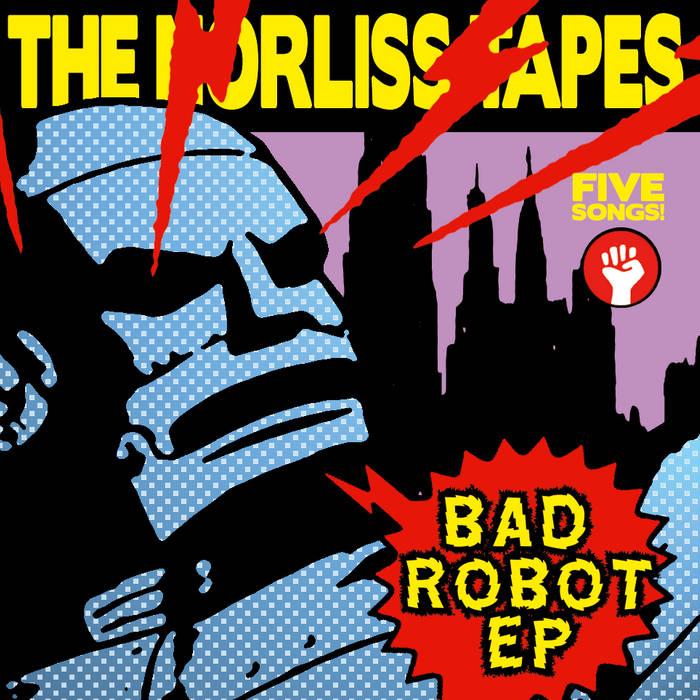 Bad Robot EP cover art