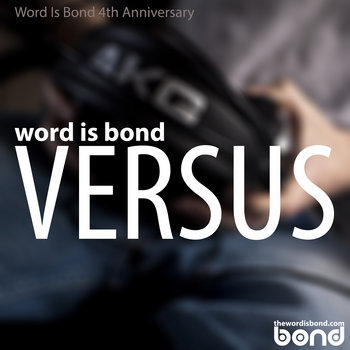 Word Is Bond Versus cover art