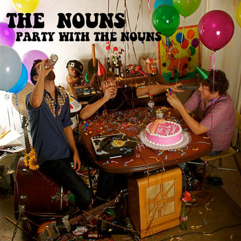 Party With The Nouns cover art